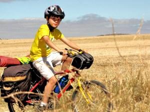 gustavo a pedalar