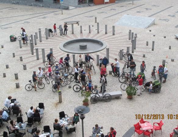 Terreiro dos Corvos - 1º Passeio de Bicicleta em Família