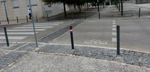 passadeira bicicletas